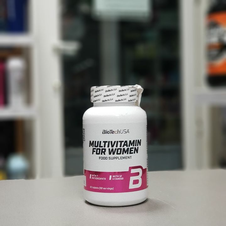BioTech - Multivitamin for Woman (60 таб)
