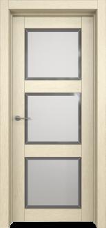 Межкомнатная дверь L 12 стекло Призма