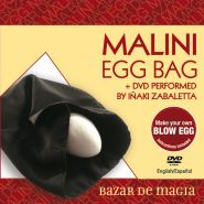 MALINI EGG BAG by Bazar de Magia