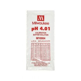 Буферный раствор pH 4.01 Milwaukee, 20 мл