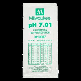 Буферный раствор pH 7.01 Milwaukee, 20 мл