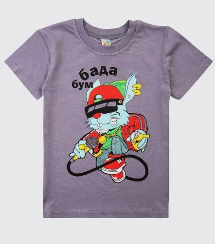 Футболка детская 1-4 лет BABY STYLE BS001