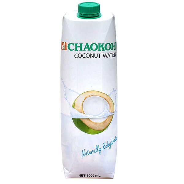 Кокосовая вода CHAOKOH (1000 мл тетрапак)