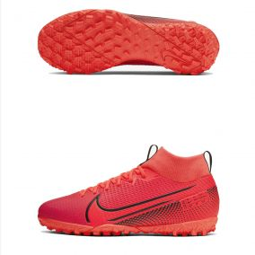 ДЕТСКИЕ ШИПОВКИ NIKE SUPERFLY VII ACADEMY TF AT8143-606 JR