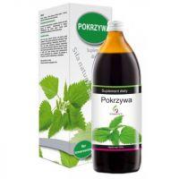 Натуральный сок крапивы ,1 литр (стекло)