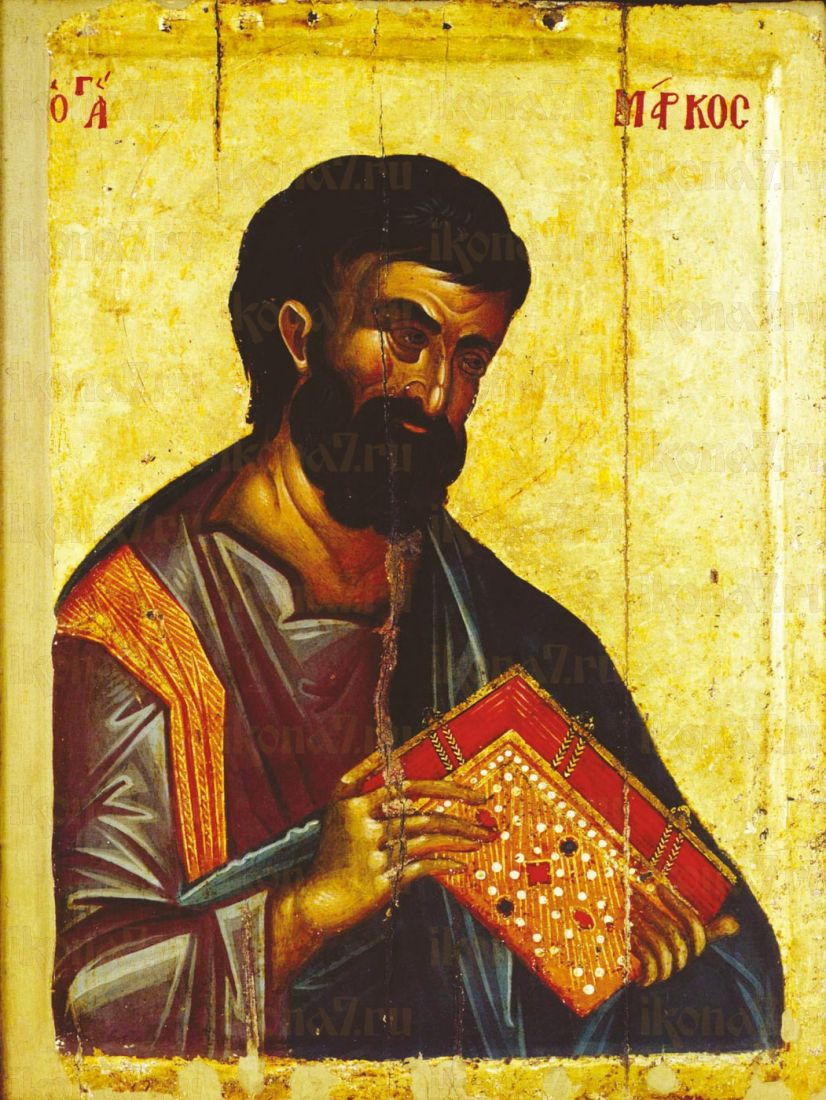 Икона Марк апостол