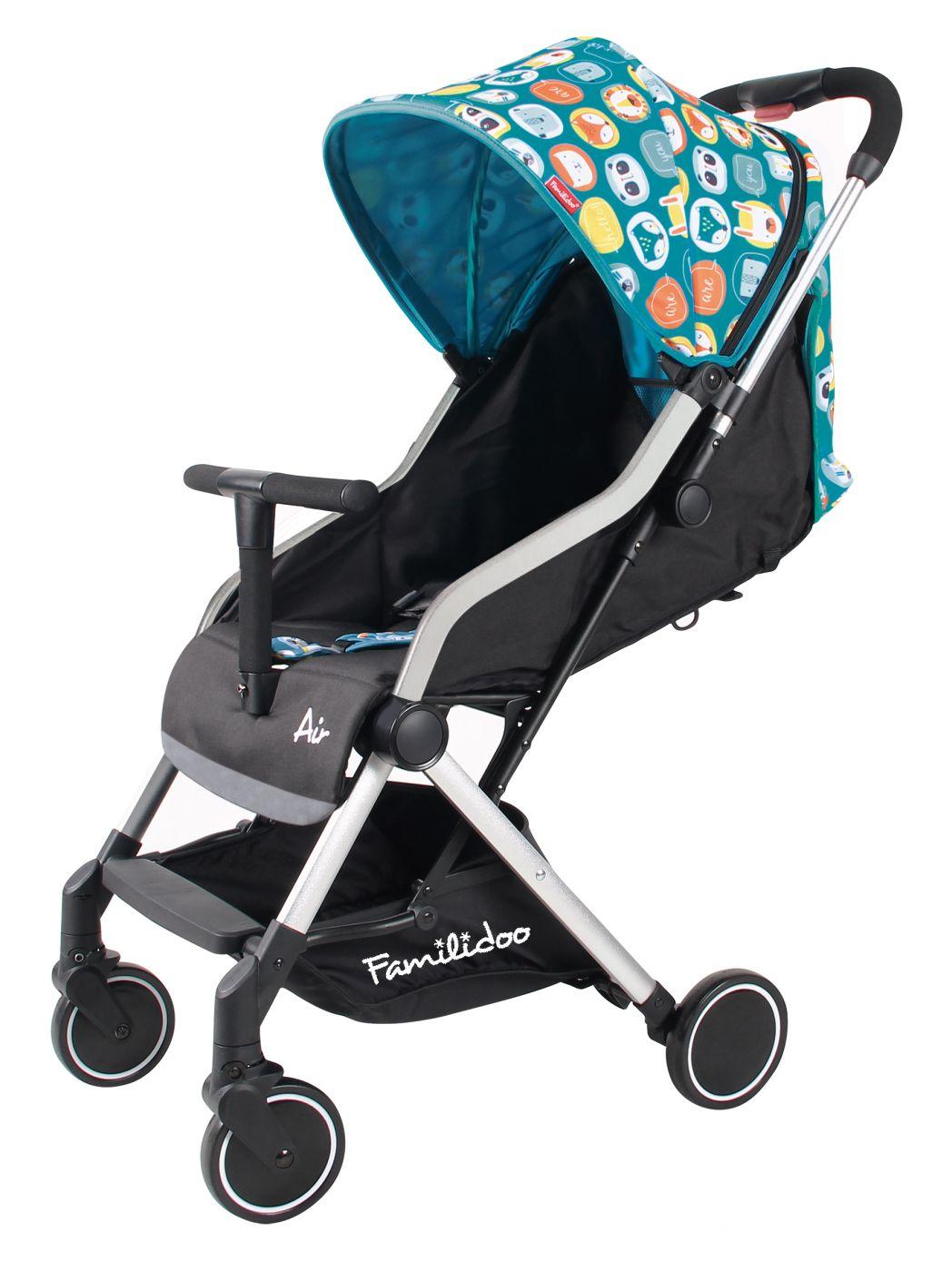 Коляска детская прогулочная Familidoo Air301LR  голубой