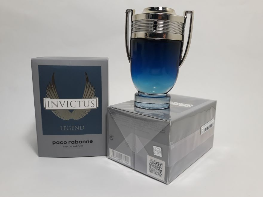 Paco Rabanne Invictus Legend For Men 100 мл