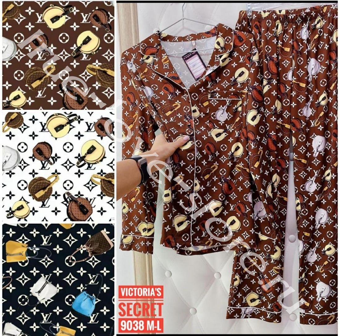 P1023 -  пижама Louis Vitton