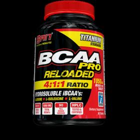 BCAA-Pro Reloaded от SAN 90 табл