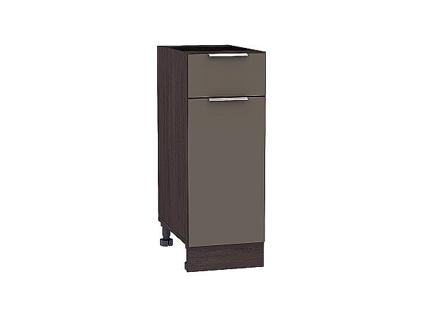Шкаф нижний Терра Н301 (Смоки софт)