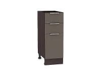 Шкаф нижний Терра Н303 (Смоки софт)