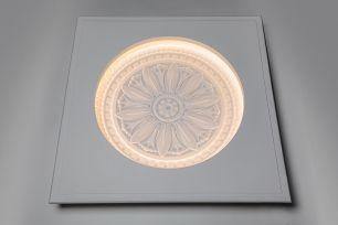 Гипсовый светильник SV 7442