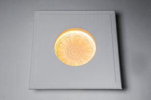 Гипсовый светильник SV 7445