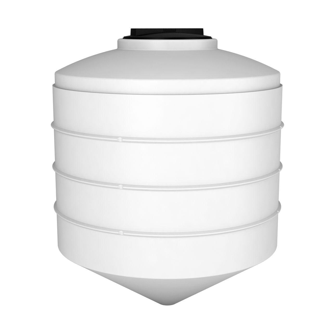 Емкость конусная ФМ 500 литров пластиковая