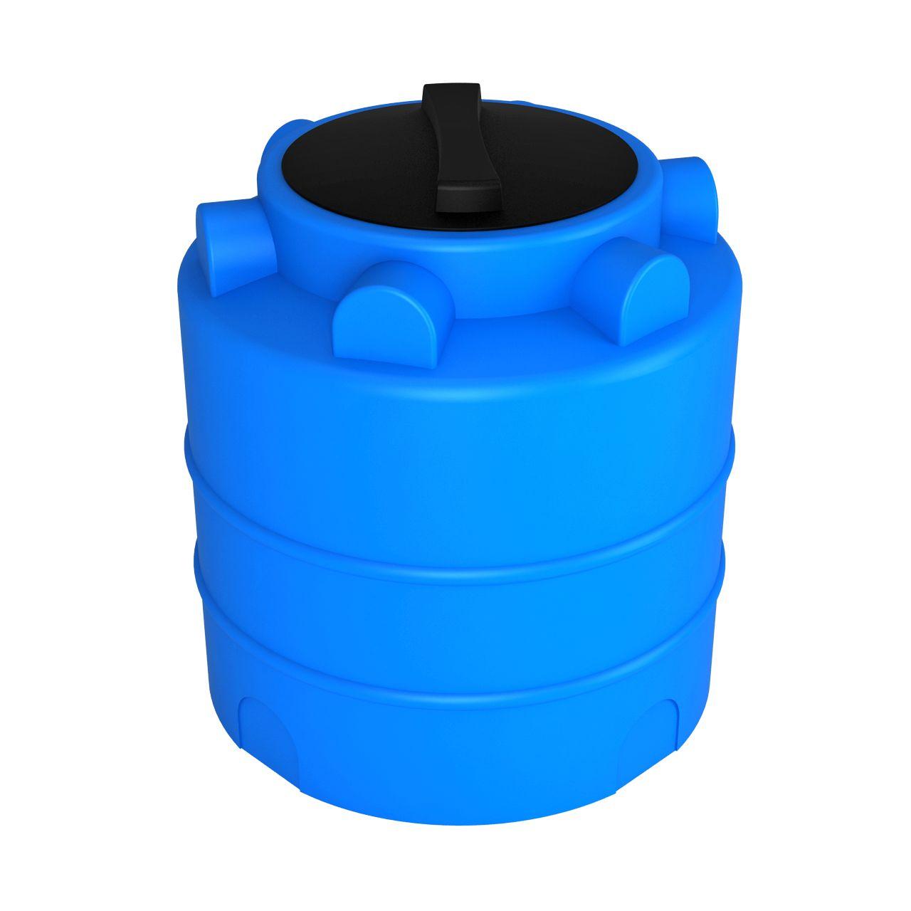 Емкость для воды 100 литров ЭВЛ-Т пластиковая