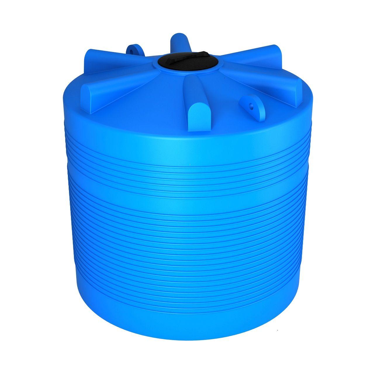 Бак для воды ЭВЛ 5000 литров пластиковый
