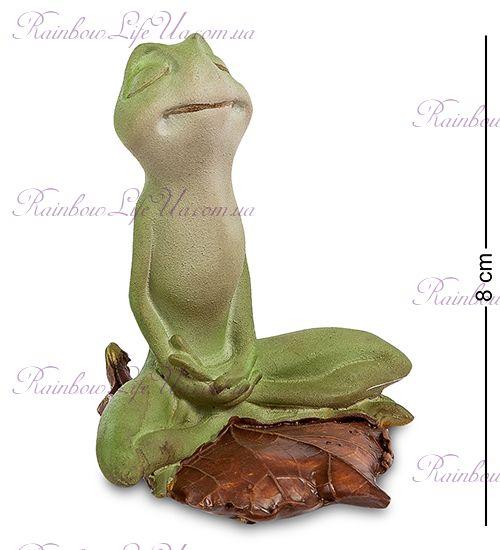 "Фигурка лягушка в медитации ""ED"""