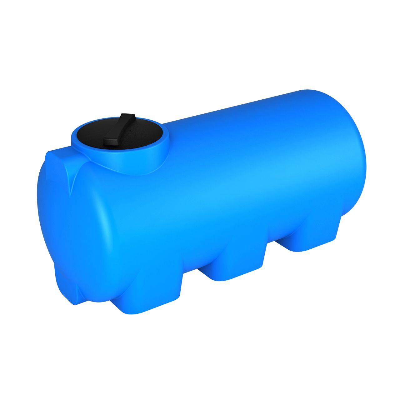 Емкость H 500 литров пластиковая