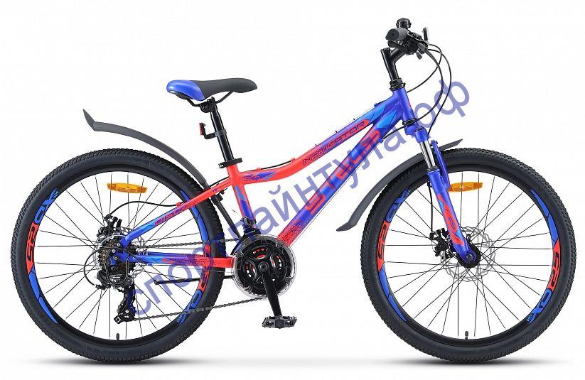 "Подростковый велосипед STELS Navigator-410 MD 24"" 21-sp V010"