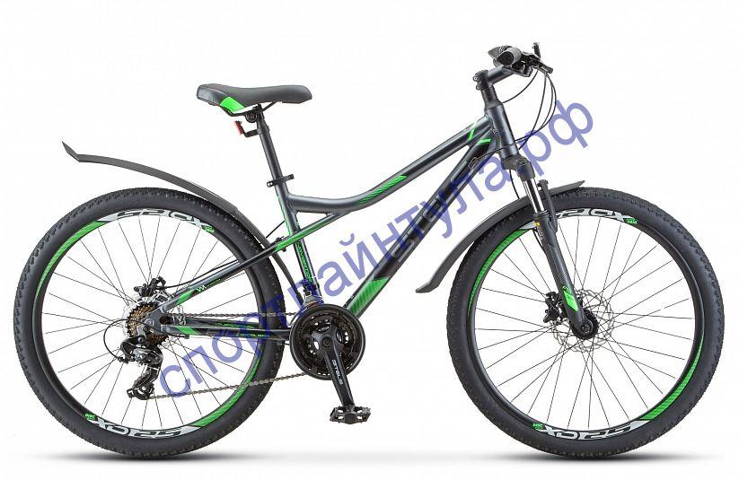 """Горный велосипед STELS Navigator-610 D 26"""" V010"""