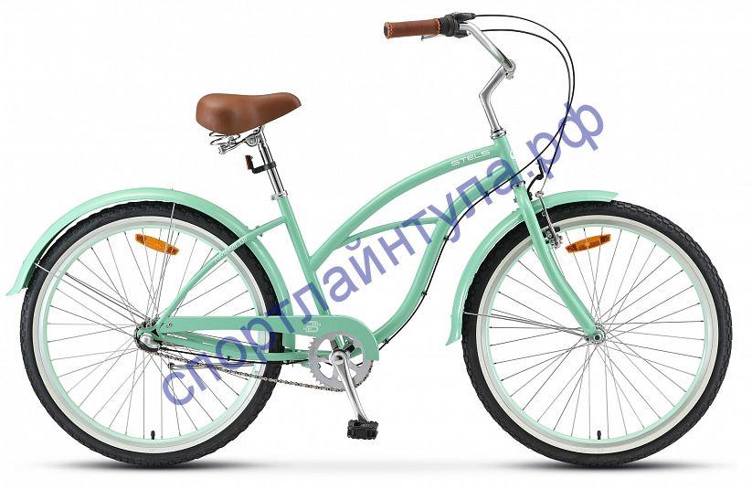 """Городской велосипед STELS Navigator-130 Lady 26"""" 3-sp V010"""