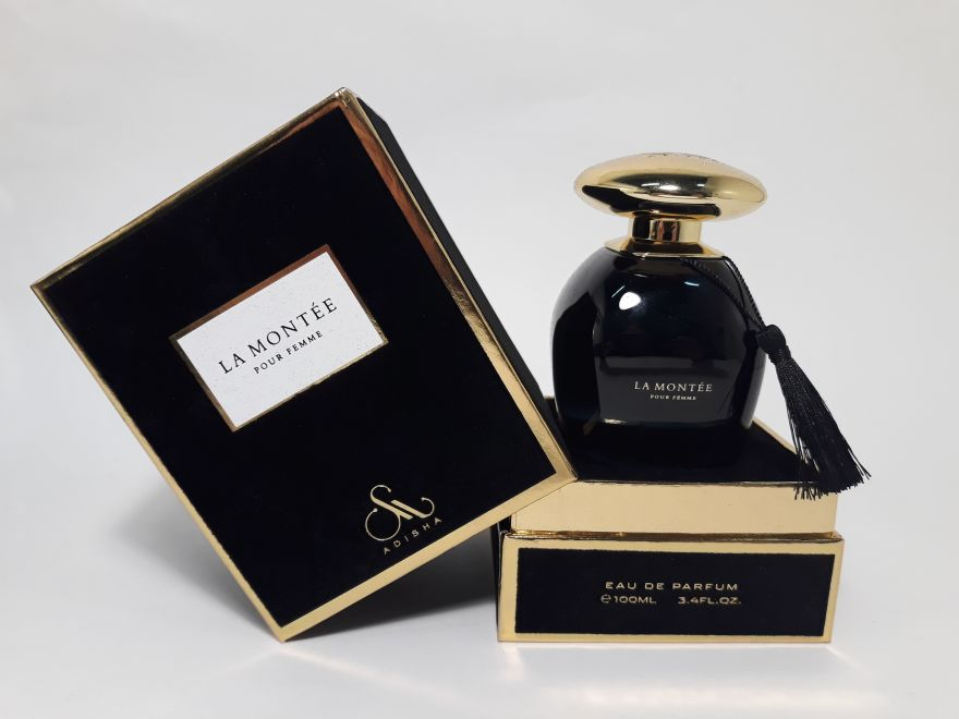 Парфюмерная вода Adisha La Montee Pour Femme 100 мл - подарочная упаковка