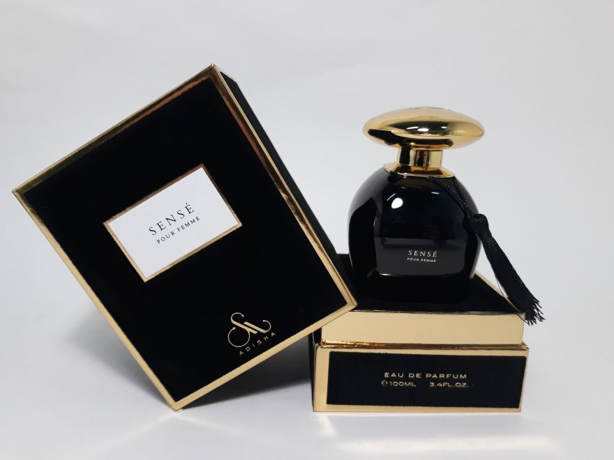 Парфюмерная вода Adisha Sense Pour Femme 100 мл - подарочная упаковка