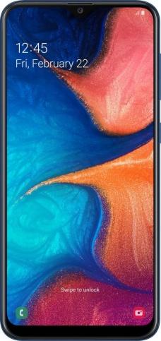 Samsung Galaxy A20 32Gb Blue