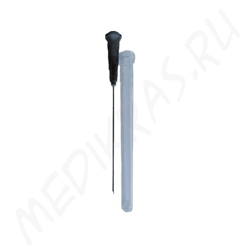 Игла инъекционная стерильная 22G 0,7х40 мм Wenzhou Beipu