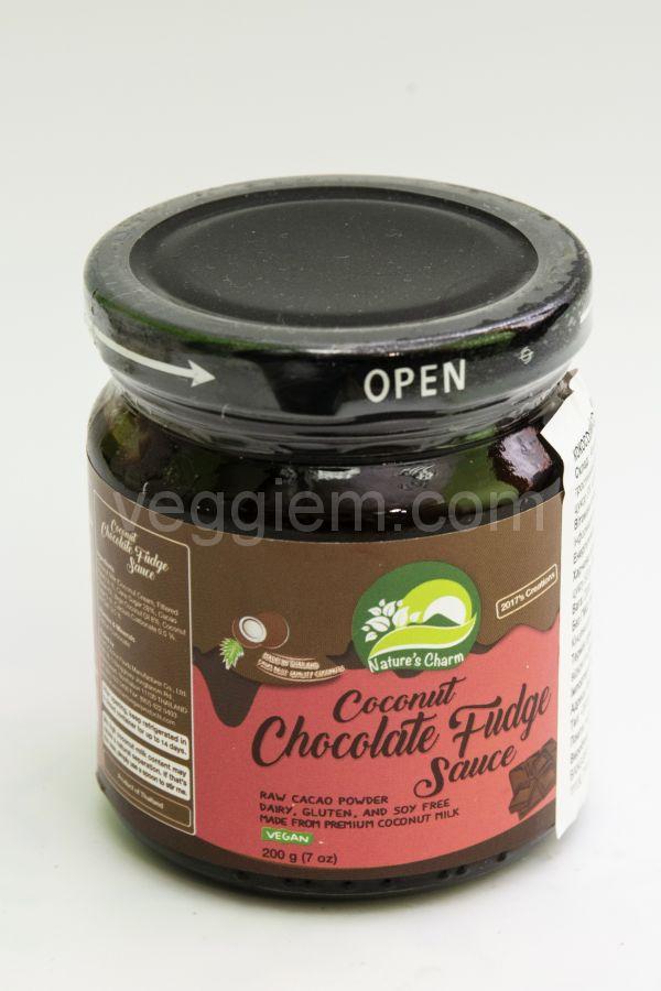 Шоколадный Вегас  соус Natures Way, 200 мл