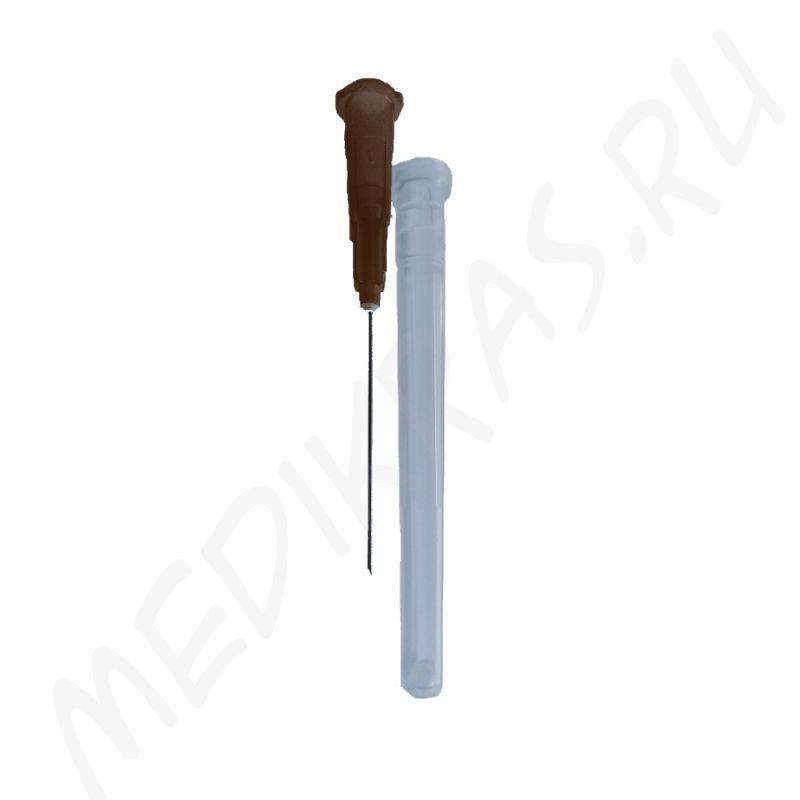 Игла инъекционная стерильная 27G 0,4х13 мм Wenzhou Beipu