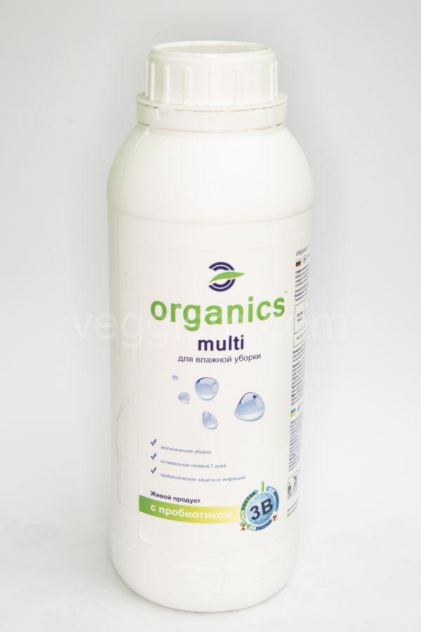 Multy Organics 1 литр,средство для влажной уборки