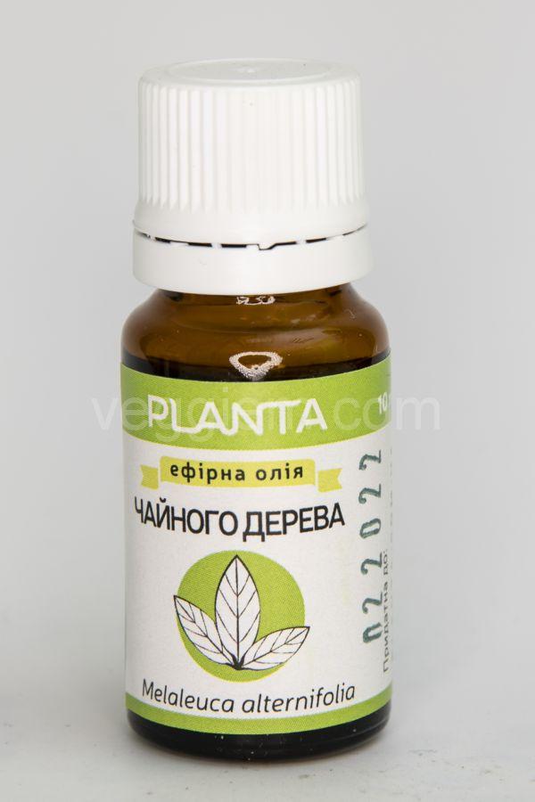 Эфирное масло Чайного дерева, Planta 10мл