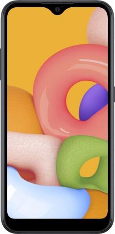 Samsung Galaxy A01 16Gb Black