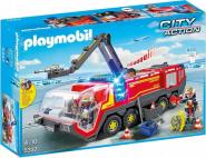 """Игровой набор playmobil 5337 """"Пожарная машина"""""""