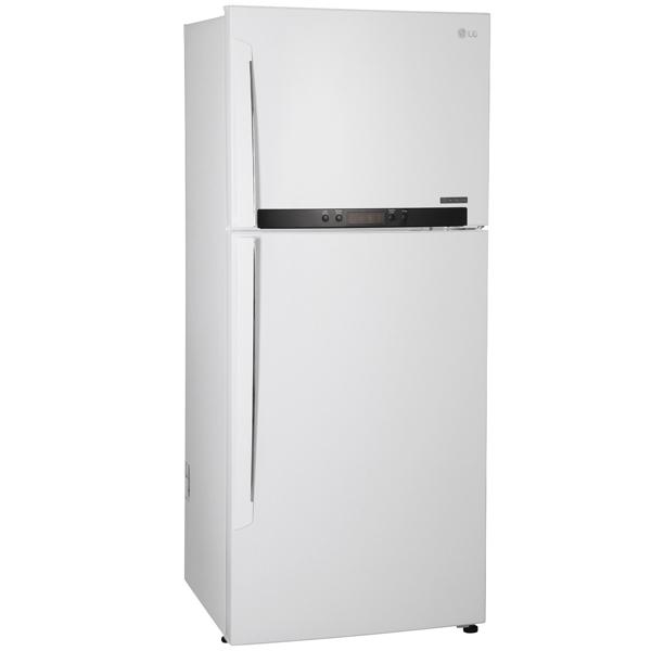 Двухкамерный холодильник LG GC-M432 HQHL