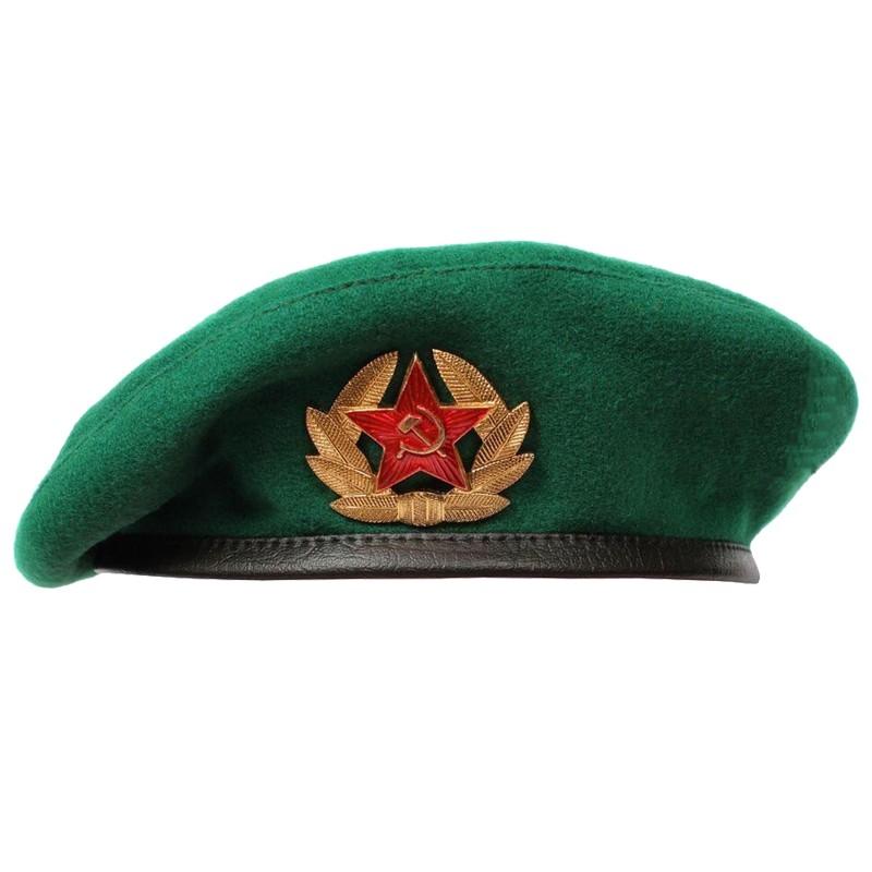 Берет пограничника РФ