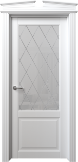 Межкомнатная дверь S 4 «Ромб»