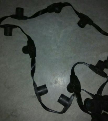 Белт-лайт (Belt-Light) - черный пластиковый