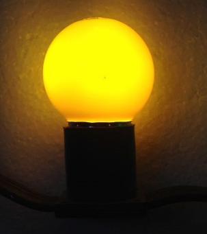 Лампочки Е27, 1 Вт