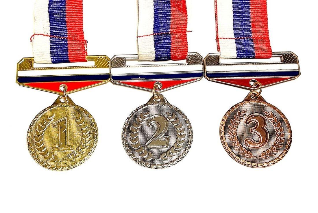 Медаль наградная 3.3 см