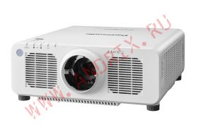 Проектор Panasonic PT-RZ120LW, белый (без объектива)