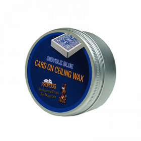 Card on Ceiling Wax 50g (blue) by David Bonsall and PropDog