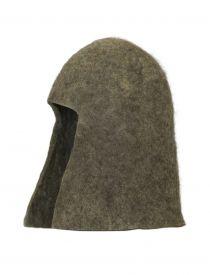 Подшлемник Войлочный с защитой шеи