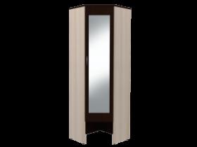 Шкаф угловой Ольга 9 с зеркалом