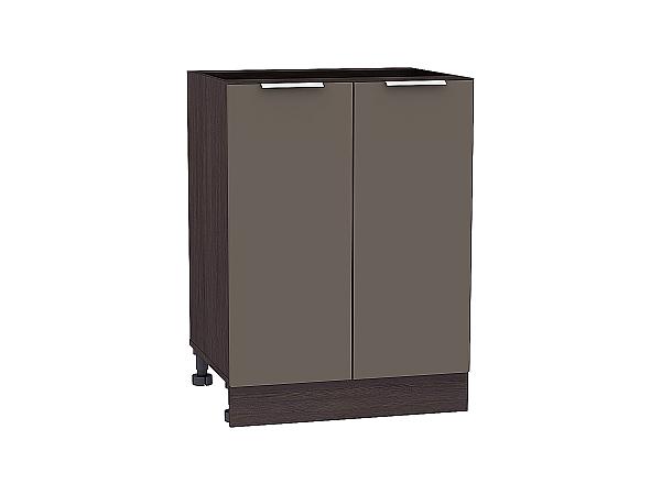 Шкаф нижний Терра Н600 (Смоки софт)