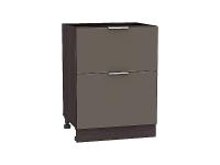 Шкаф нижний Терра Н602 (Смоки софт)