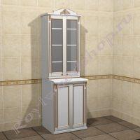 """Шкаф для стиральной машины """"Руссильон PROVENCE-67"""