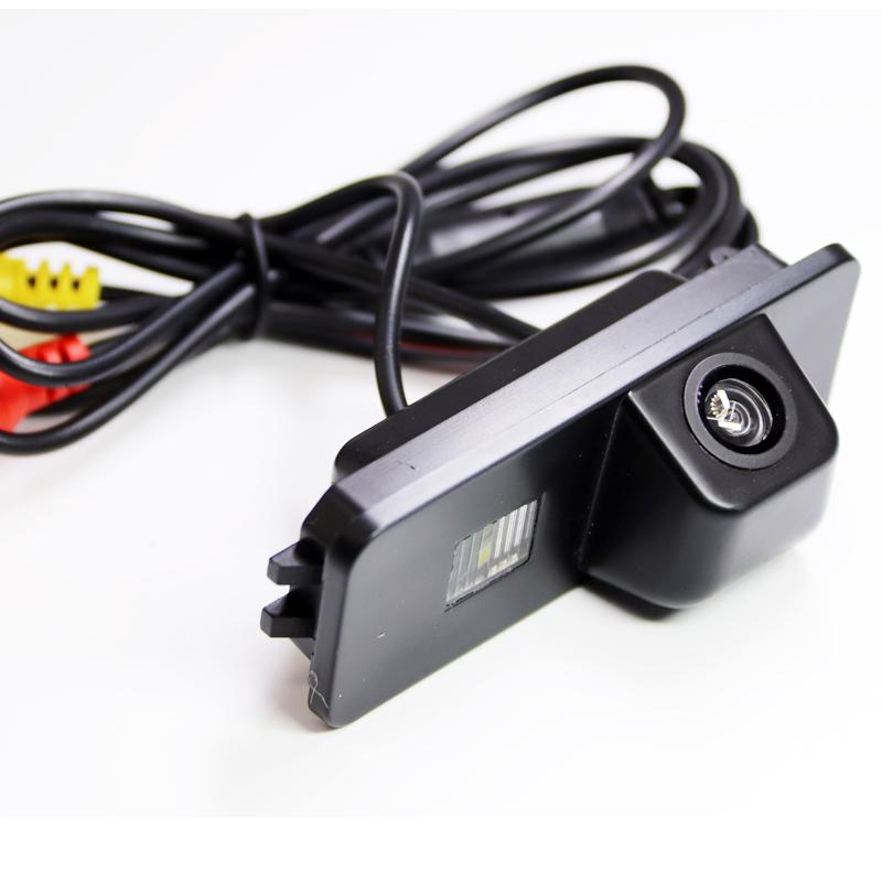 Камера заднего вида Volkswagen Golf BR (2004-2009)